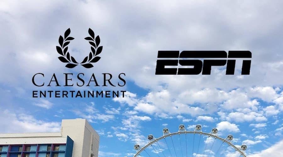 Caesars et ESPN font équipe pour promouvoir le contenu de Vegas Studio